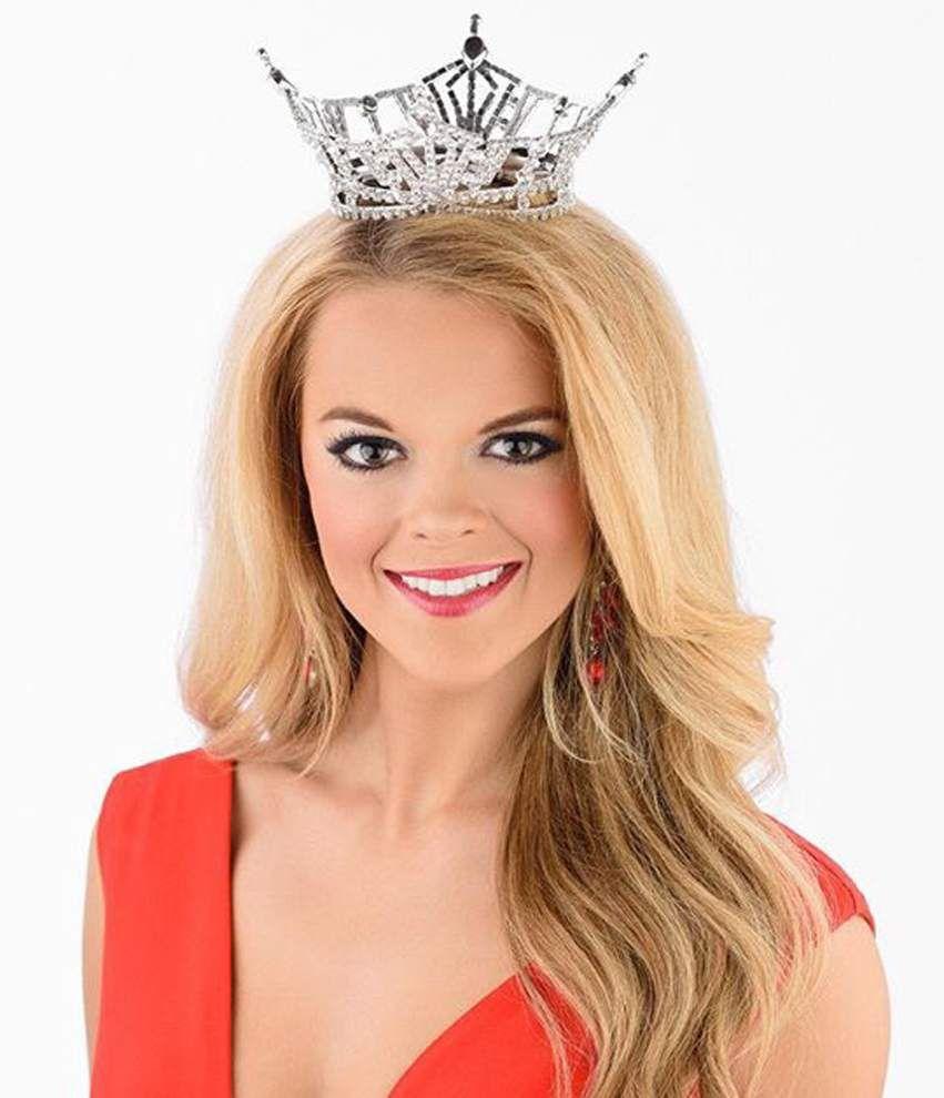 'Massive internship' nearly over, Miss Louisiana 2015 ready to take on entertainment world _lowres