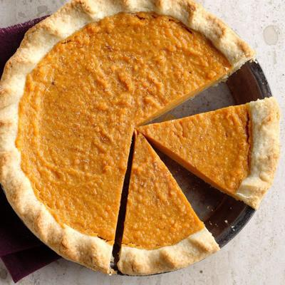Sweet potato pie_thanksgiving