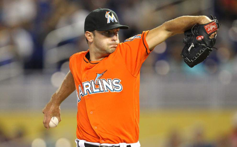 Pitcher Jarred Cosart looks to work out control issues with Zephyrs _lowres