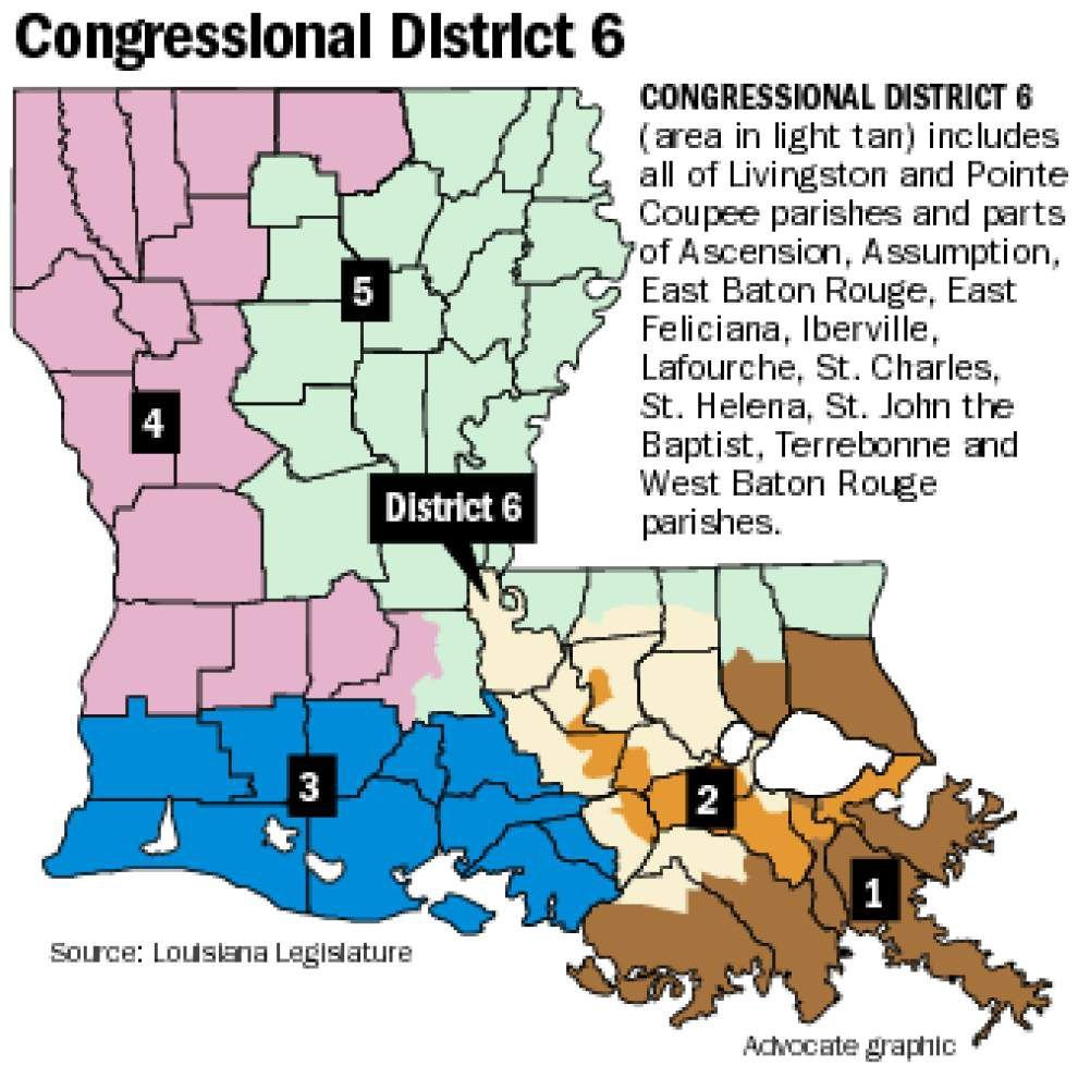 6th District's crowded field jockeys for votes _lowres