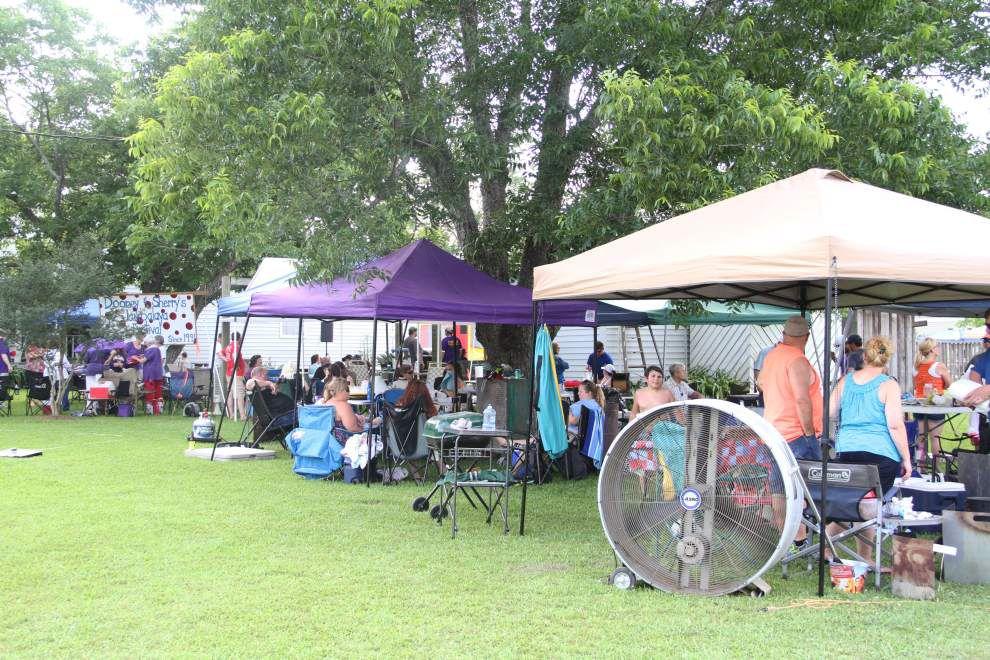 Family festival enjoys slower pace _lowres