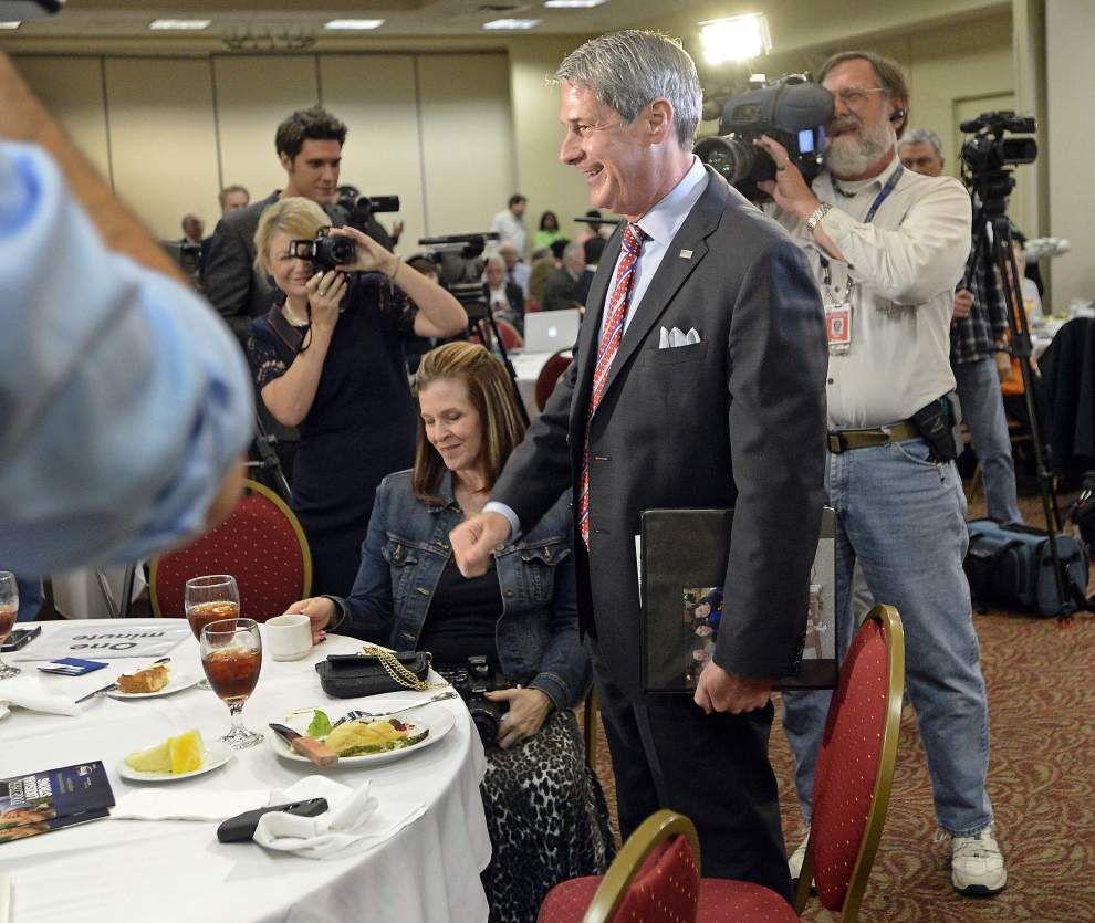 Louisiana senator in sex scandle