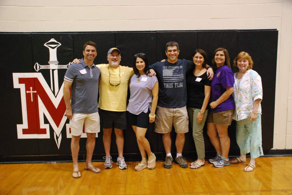 St. Michael Class of '90 celebrates reunion _lowres
