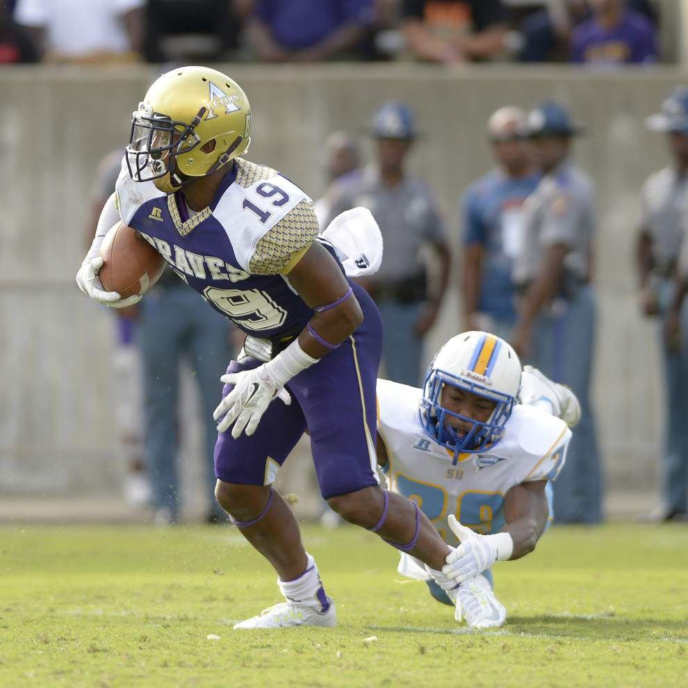 Southern puts its focus on third down _lowres