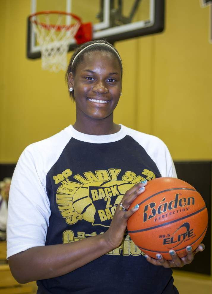 Kalani Brown MVP as East beats West in girls all-star basketball game _lowres