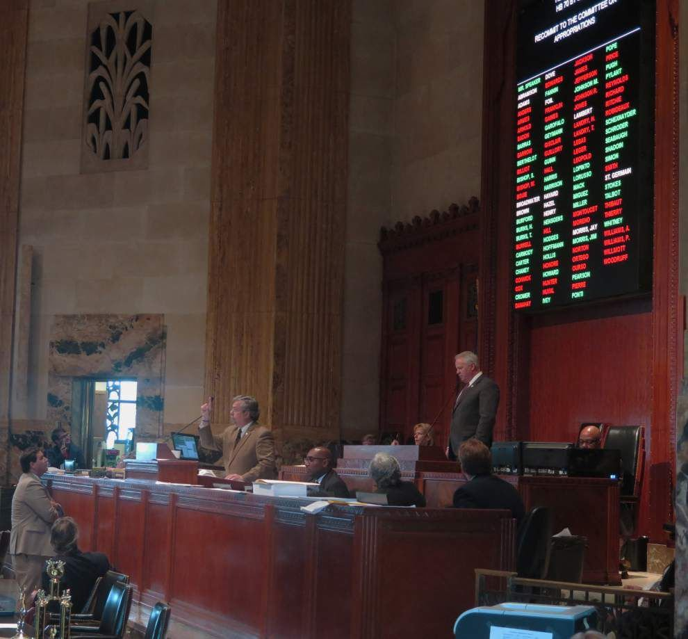 Louisiana House rejects tax break for working poor _lowres