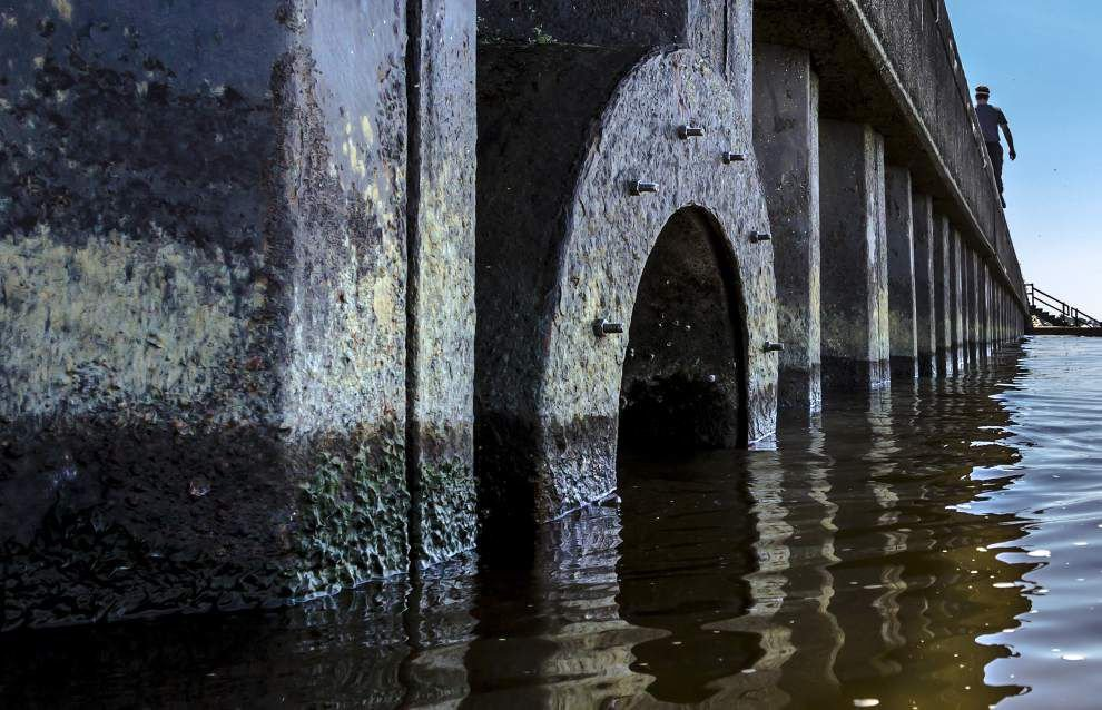 Flood control delays worry Mandeville residents _lowres