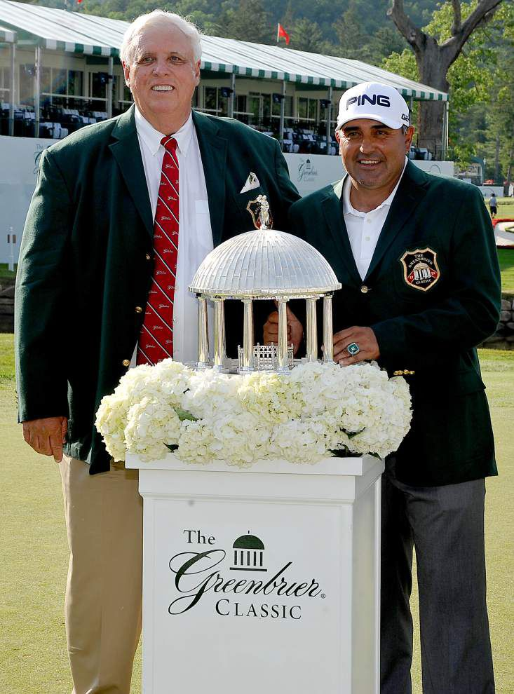 Ted Lewis: The Greenbrier's owner Jim Justice has applied vision, resources to accommodate Saints, Pelicans _lowres