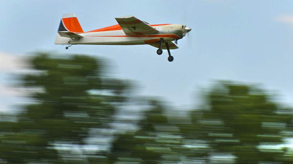 Radio Control Flying Club finds landing spot _lowres