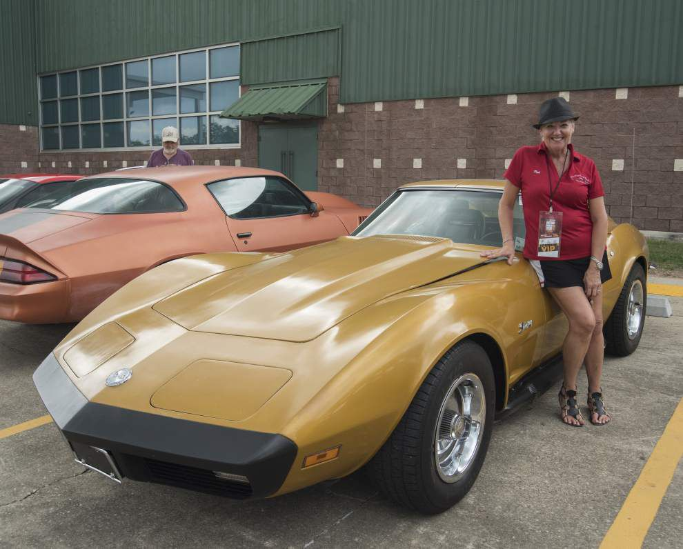 Hot Rod tour kicks off in Gonzales _lowres