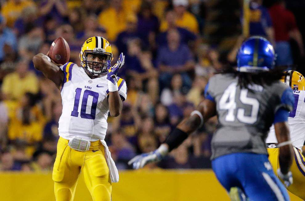Game Day: No. 3 Ole Miss at No. 24 LSU _lowres
