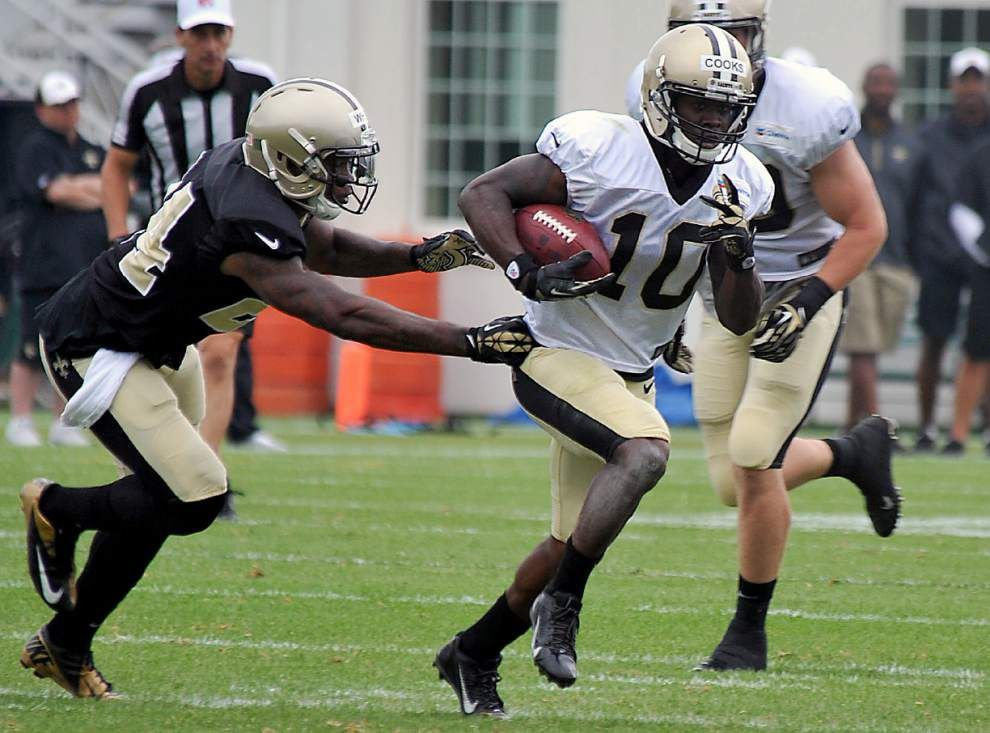 Underhill: Cooks answers Saints questions so far _lowres