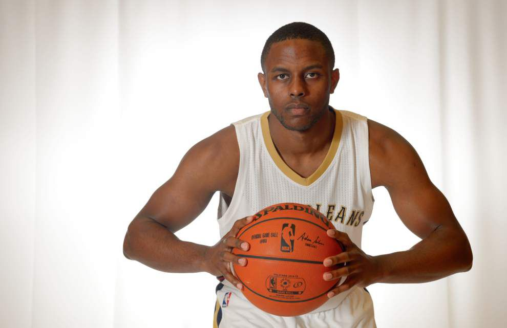 Darius Miller to start at small forward for the New Orleans Pelicans in the place of the injured Eric Gordon _lowres