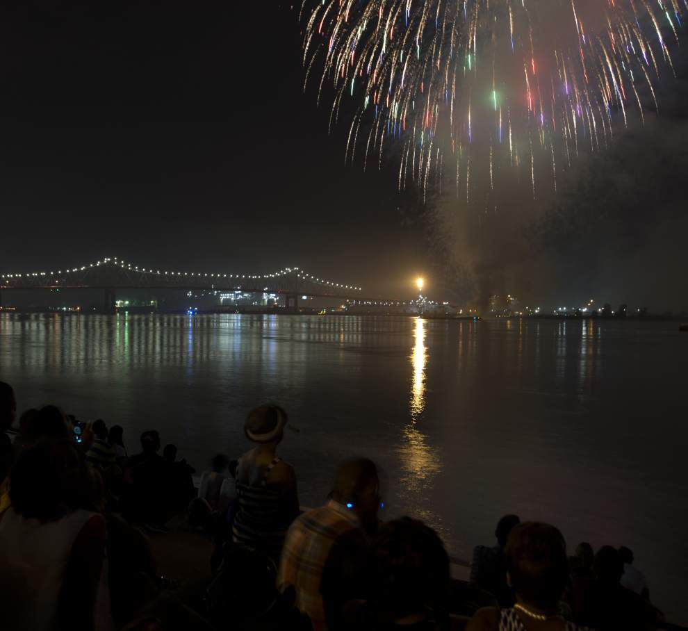 Photos: Baton Rouge celebrates Fourth of July despite occasional sprinkles _lowres