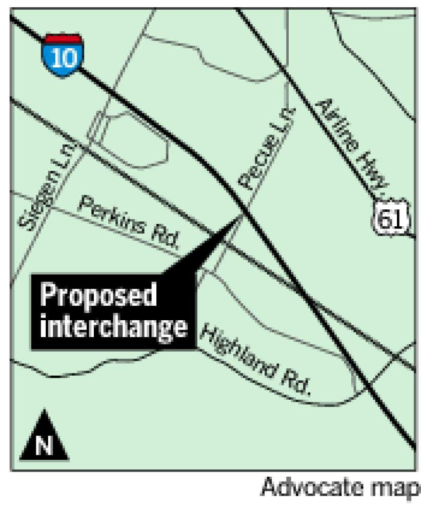 Pecue interchange options weighed _lowres