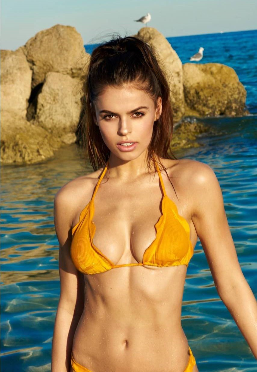 illustrated swimsuit sports nader brooks edition baton rouge native tulane nyc theadvocate print si whatsapp