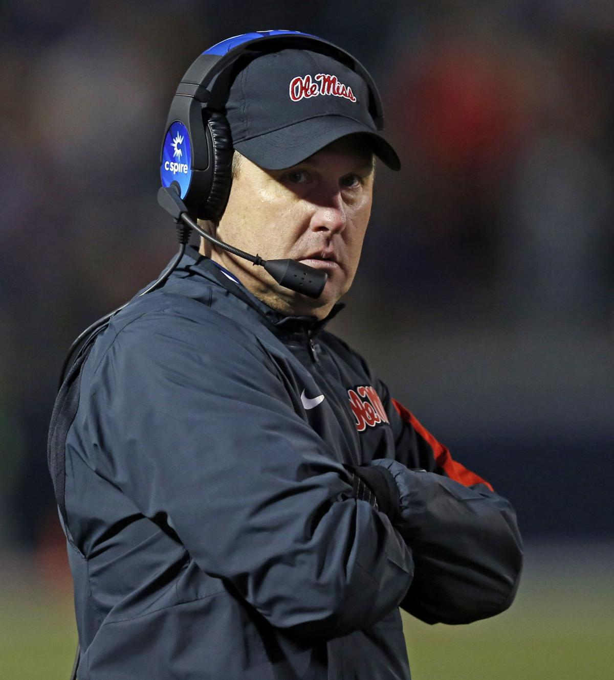 Ole Miss coach Hugh Freeze resigns report cites link to Florida