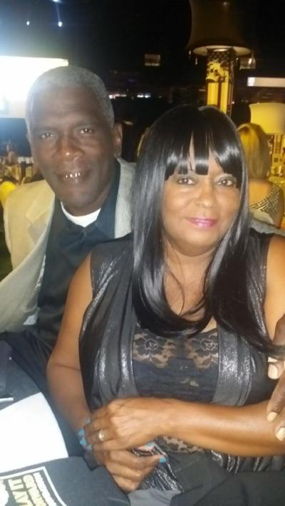 Frank Williams Jr. and wife, Doretha Williams