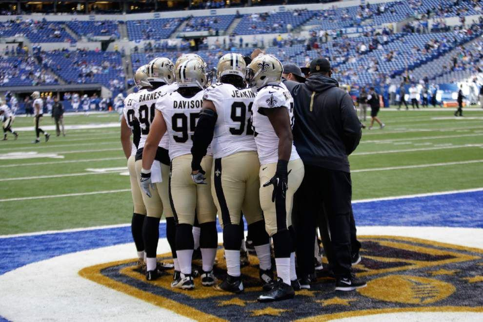 Scott Rabalais: Saints mix desperation, aggressive play calling to defeat Colts in key win _lowres