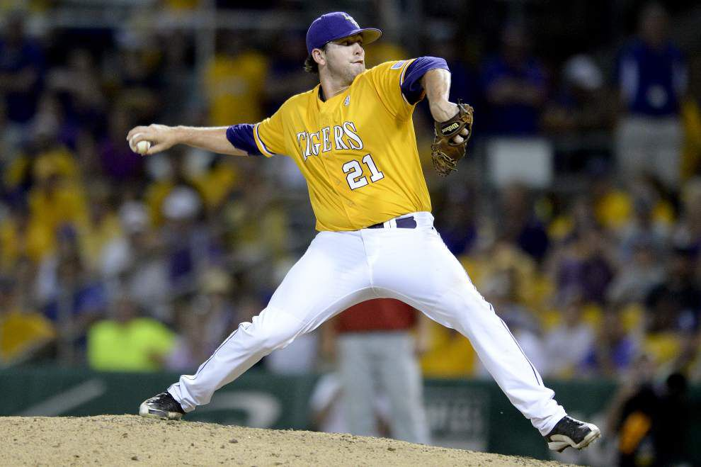 LSU closer Broussard reaches deal with Dodgers _lowres