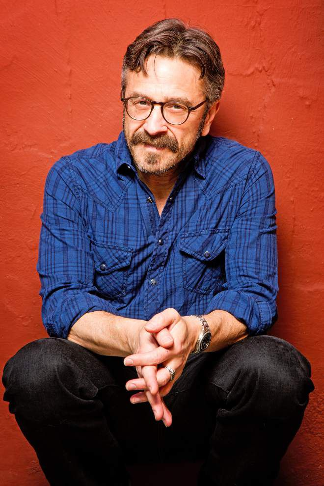 TV's Marc Maron turns insecurities into a comedy career _lowres