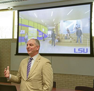 Our Views: LSU's leaky library speaks volumes about Louisiana's priorities