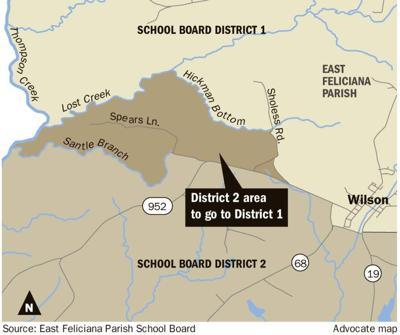 E. Feliciana School Board redraws district _lowres