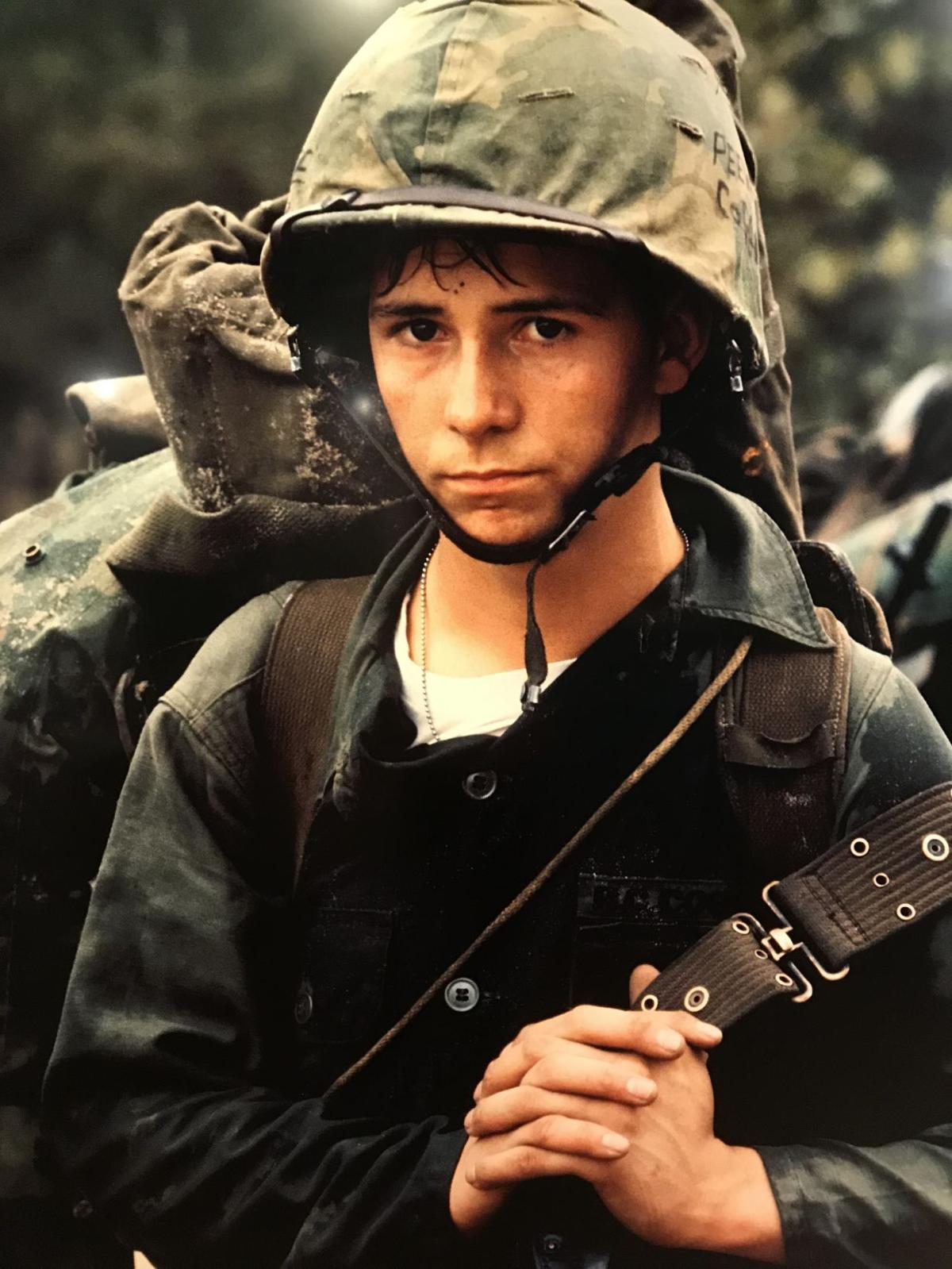 He was so young. They all were': 'Picturing Nam' shows America's ...