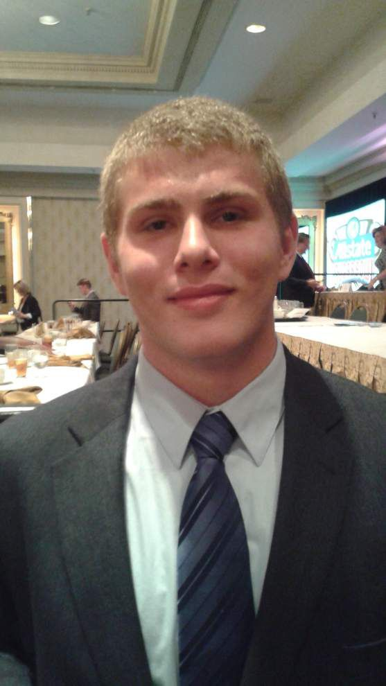 Pope John Paul's Sean O'Brien finalist for NFF scholar-athletic award _lowres