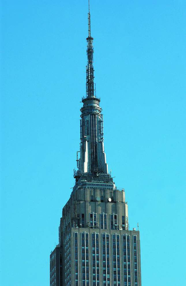 Gretna retiree's latest challenge: to run to the top of the Empire State Building _lowres
