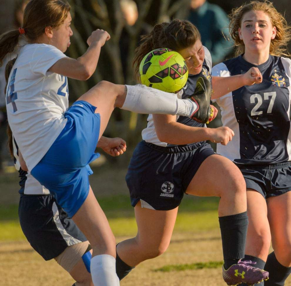 Pope John Paul II blanks Country Day _lowres