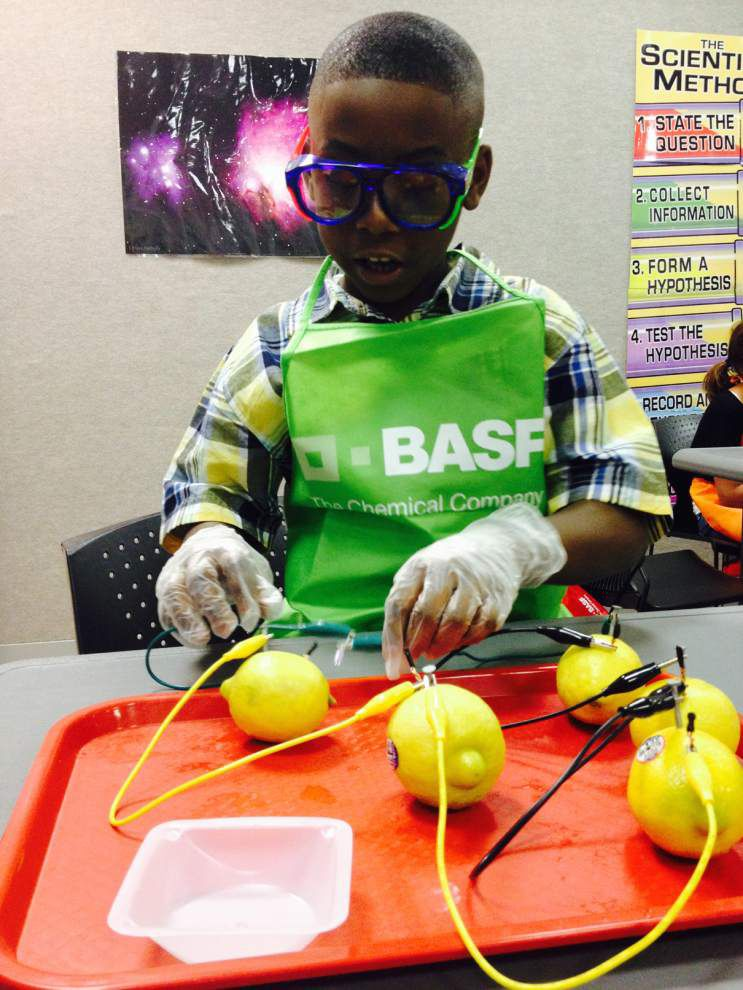 Museum offers BASF Kids' Lab classes _lowres