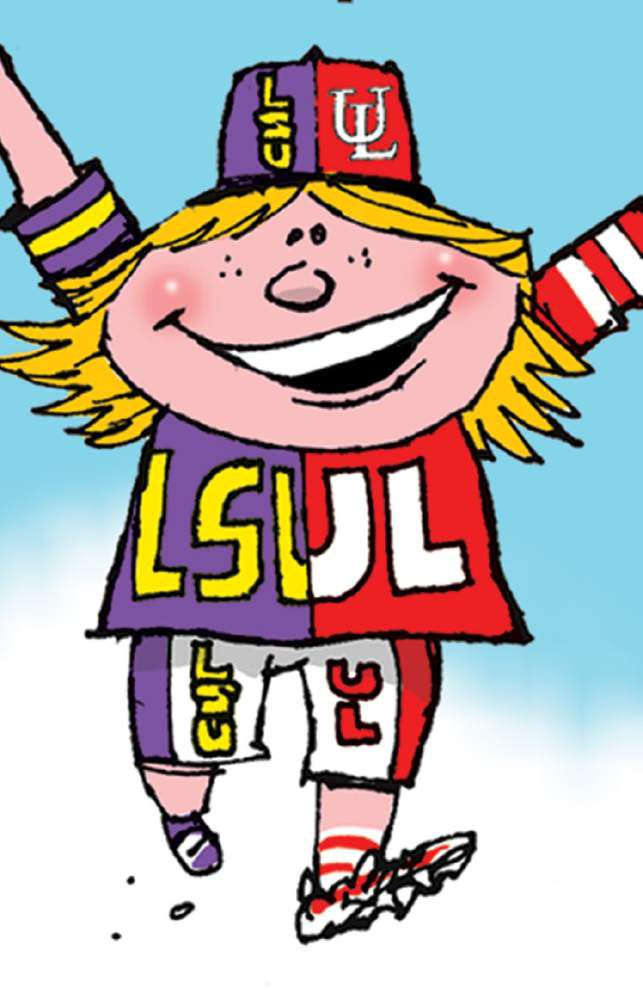 Rabalais: How LSU's teddy bear, UL-Lafayette's facial scruff became their baseball superstitions _lowres