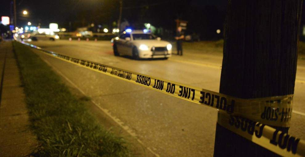 Woman shot, wounded when bullet pierces car door; police say shooting likely 'random' _lowres