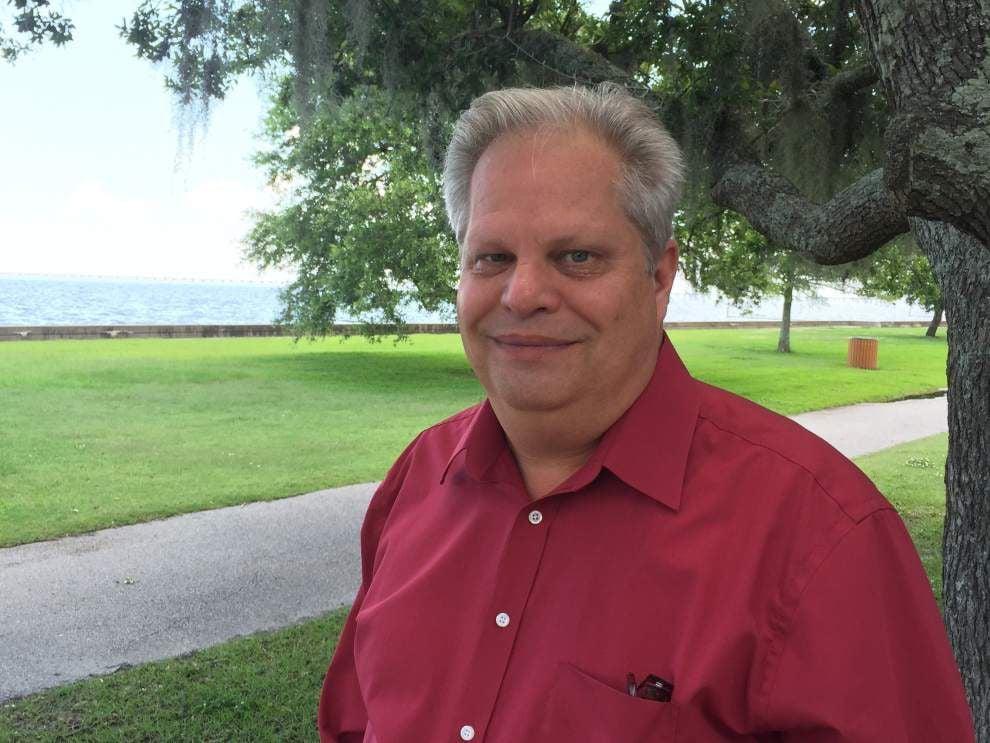 Jeff Lyons, son of former Mandeville mayor , to challenge Ernest Burguières for Mandeville council seat _lowres
