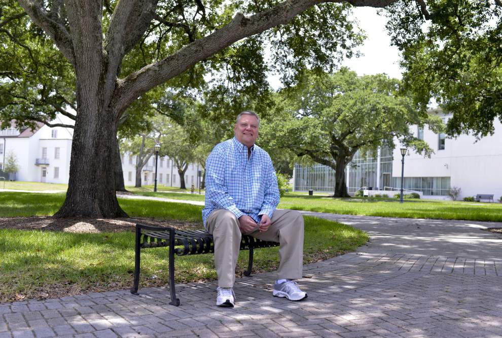 Mike Newell, Dillard's well-traveled new coach, believes he's the right man for the job _lowres