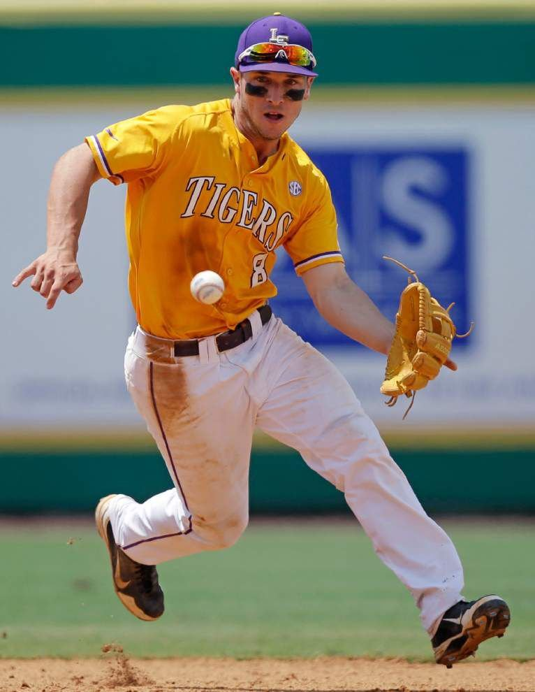Live Updates: Houston Astros select LSU's Alex Bregman with No. 2 pick; Follow rest of Major League Baseball draft in progress _lowres