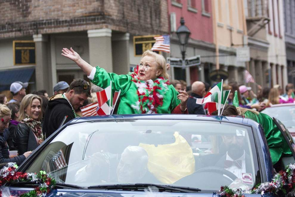 Photos: St. Joseph's Day marked by altars, parades, Indians _lowres