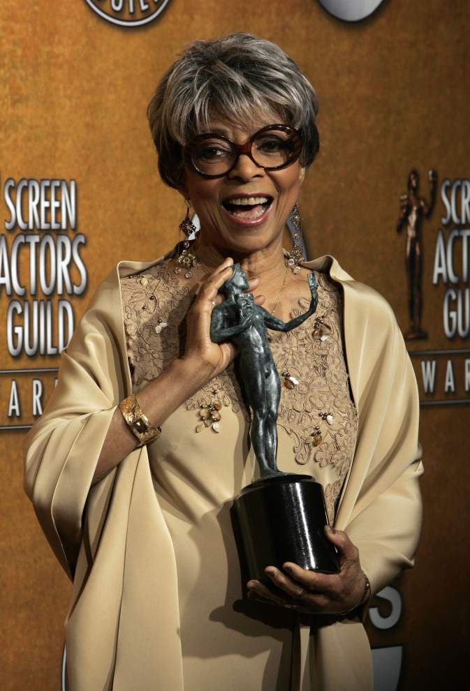 Daughter: Actress Ruby Dee dead at 91 _lowres