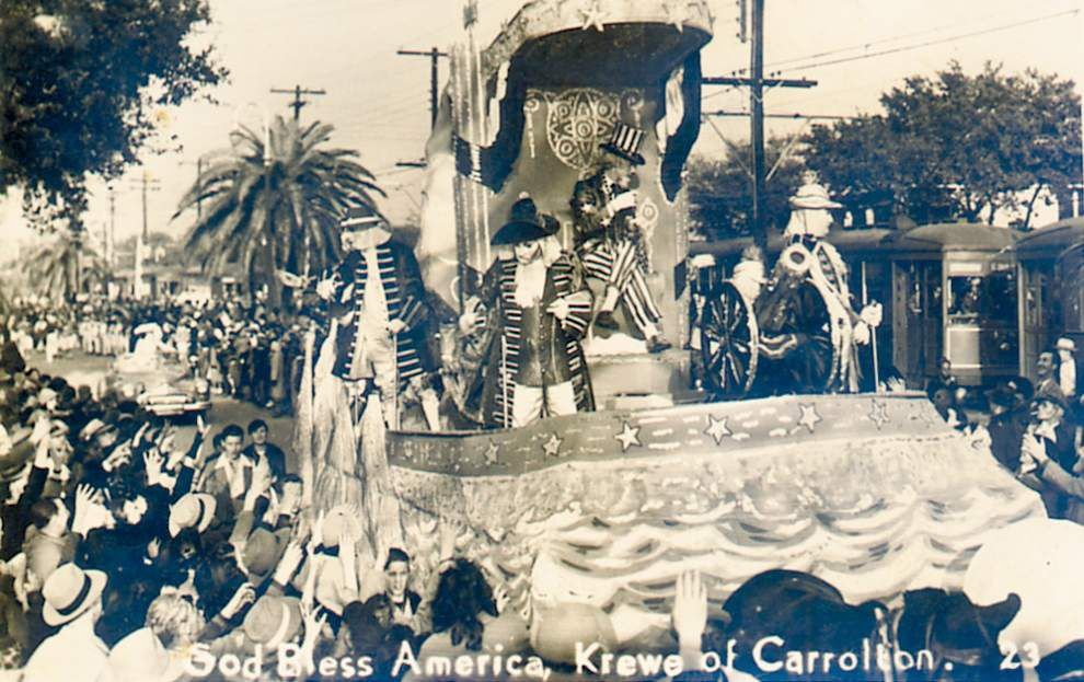 Arthur Hardy: 10 Carnival traditions that 'ain't dere no more' _lowres