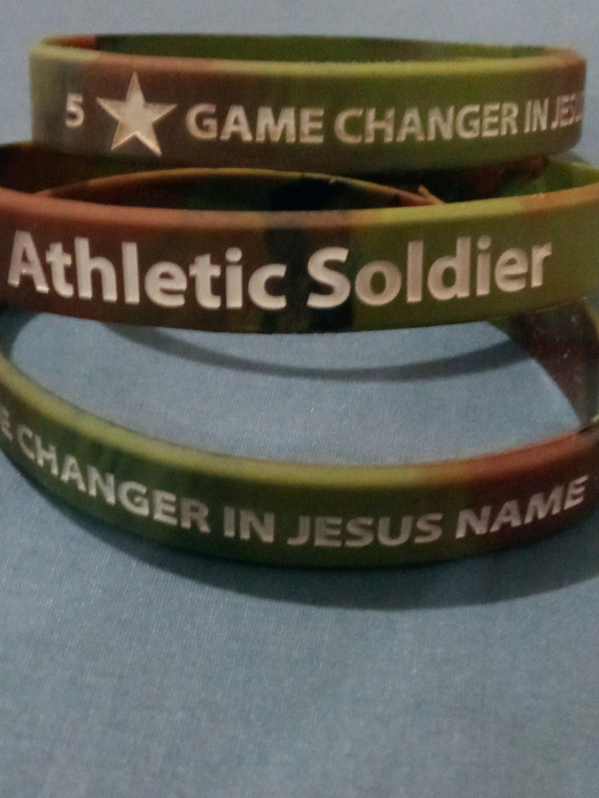 athletic soldier band