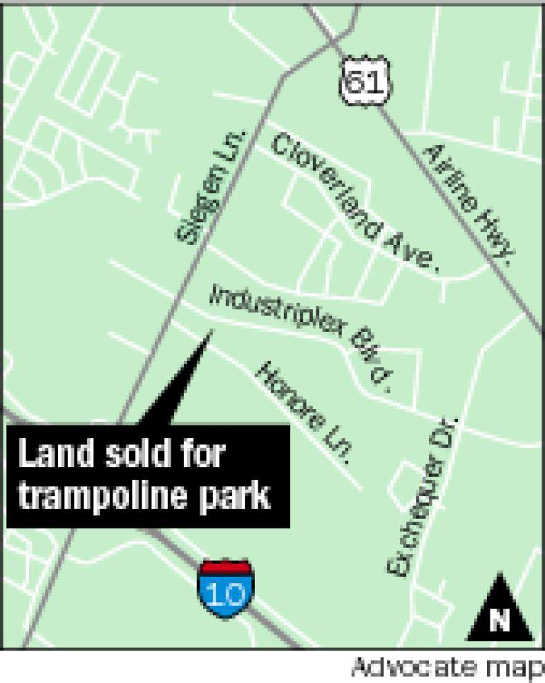 Baton Rouge site acquired for trampoline park _lowres