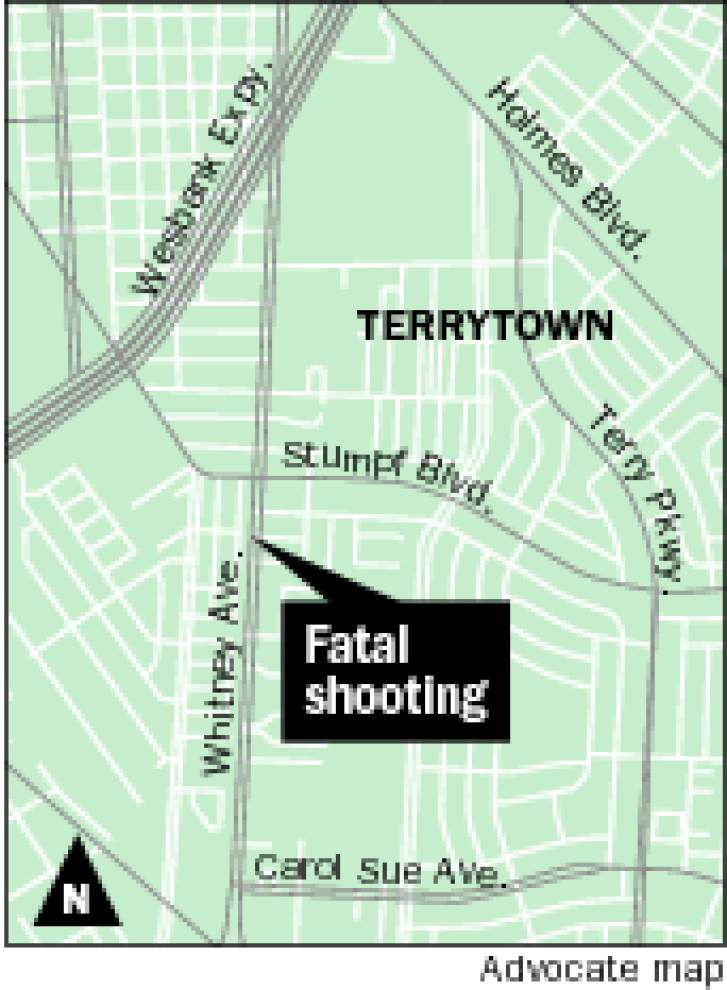 One killed, another injured in Terrytown shooting Monday morning _lowres