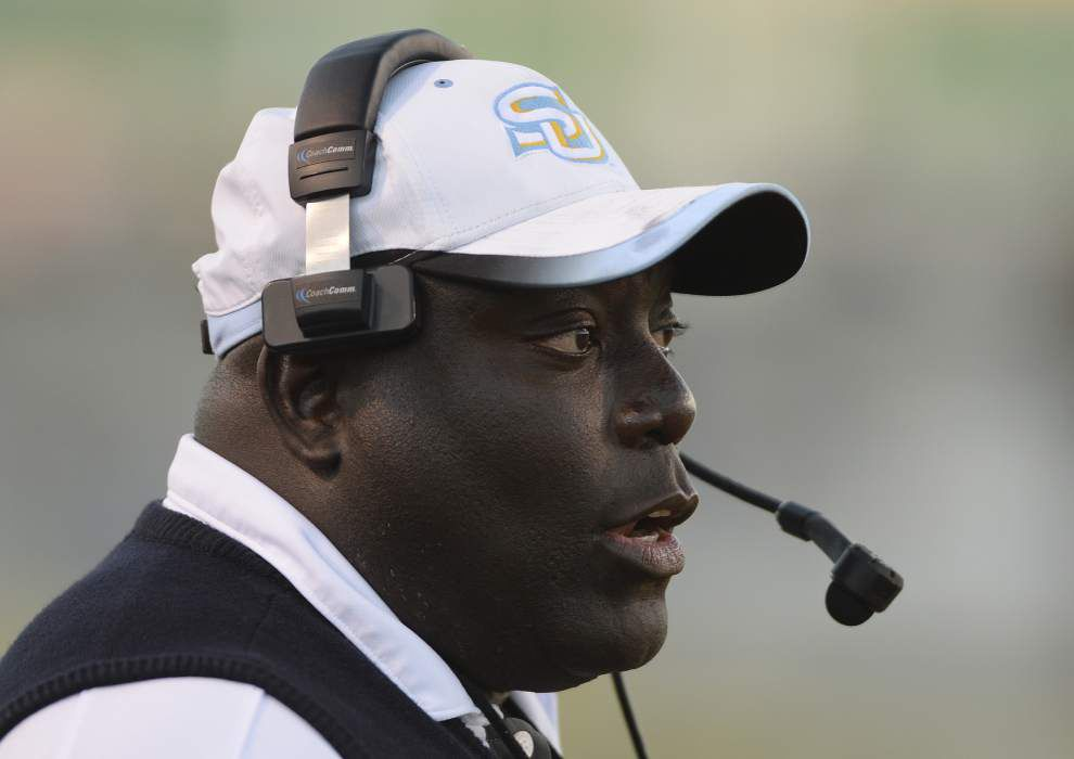 Southern bought in to coach Dawson Odums, and he has rewarded the Jaguars for that _lowres