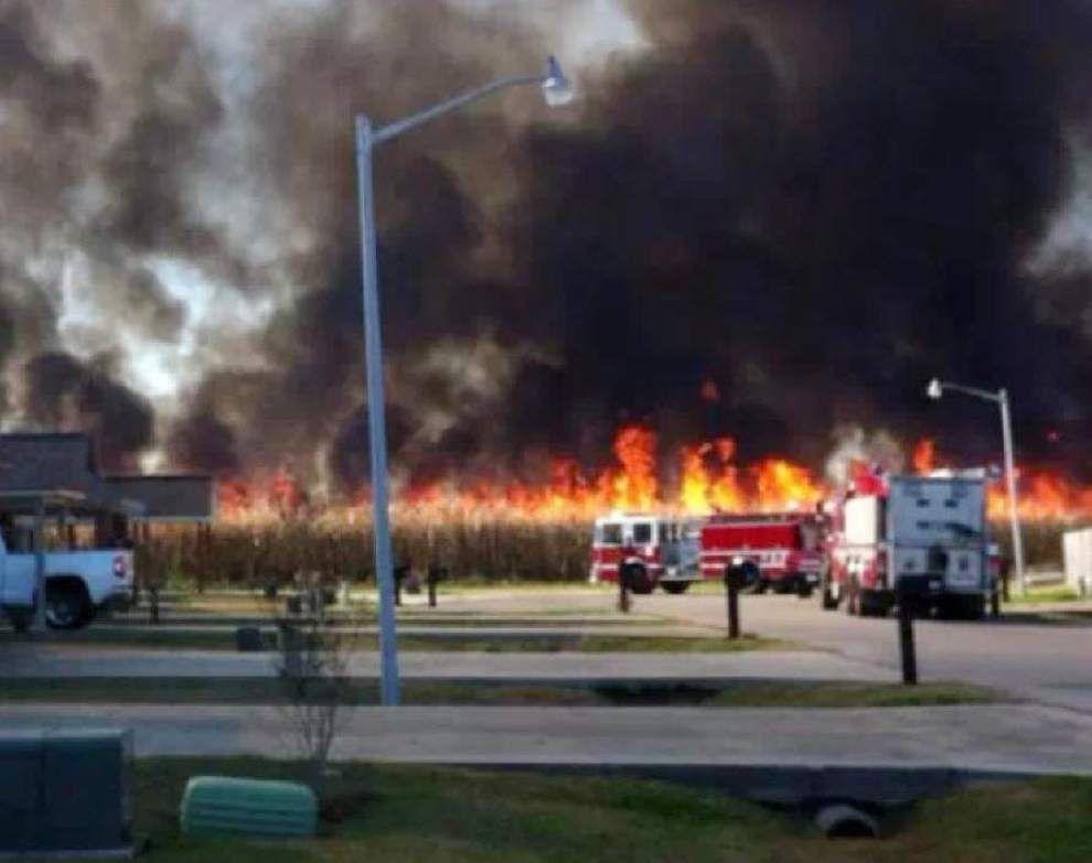 New oversight set on burning sugar cane fields _lowres
