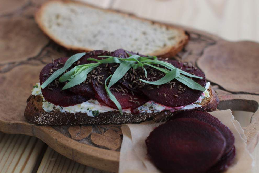10 fresh ideas for turning toast into something exciting _lowres