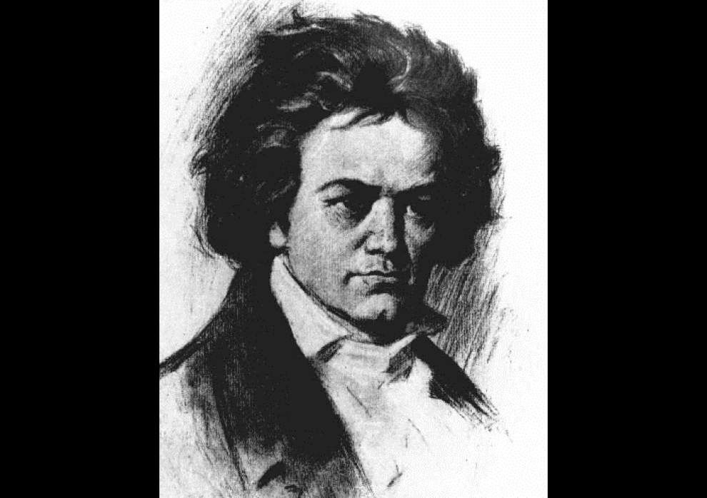 Beethoven letter heads to auction _lowres