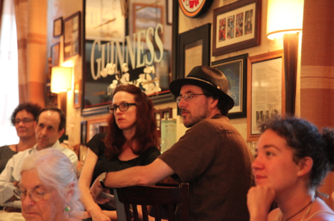 The Irish House welcomes Bloomsday again June 16_lowres