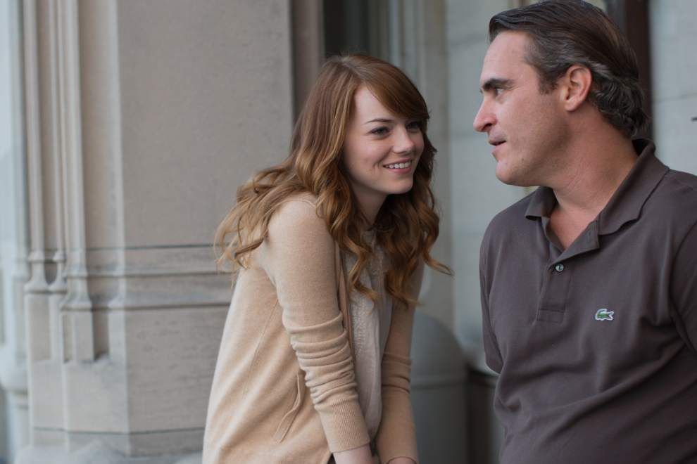 Review: 'Irrational Man' mostly for the Woody Allen faithful _lowres