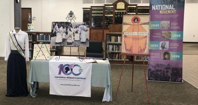 slu suffrage exhibit